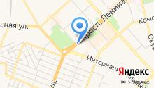 Song & dance center на карте