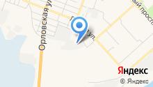 Автосервис Толстого на карте