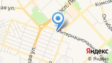 Арт текСтиль на карте