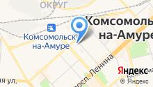 Азбука печати на карте