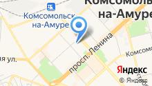 GSM-ЦЕНТР на карте