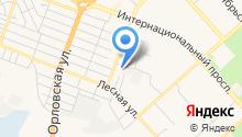 БУХГАЛТЕР ПЛЮС на карте