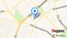 Восточный департамент на карте