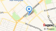 Caramel`ь на карте
