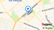 DUIM на карте
