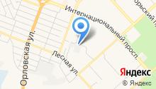 АВТОКОМСЕРВИС на карте