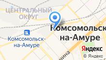 Амур Цемент на карте