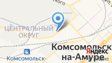 Электронный Автомир на карте