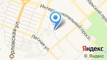 АМУРЛИФТ-ПРИБРЕЖНЫЙ на карте