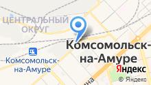 Амур-Венд на карте