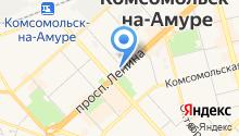 CITY MEN на карте