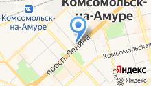 Авиатраст-К на карте