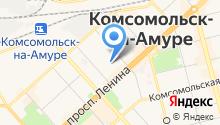 Аква-Бур - Бурение скважин на воду  Комсомольск  на карте