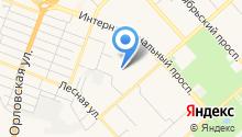 Бухгалтерский кадровый центр на карте