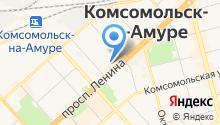 ЖКХ-РЕМСТРОЙ на карте