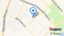 АйсBEERг на карте