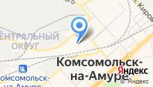 Алтай-Восток на карте