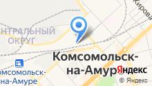 Айскрим-сервис на карте