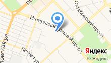 АМУРЛИФТ-ДВ на карте