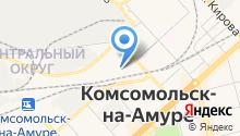 NETStoreDV на карте