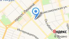 Вэлком на карте
