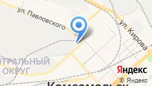ШиМ на карте