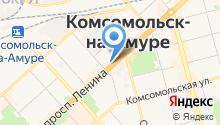 Ю₽lace на карте