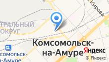 Якутские колбасы на карте