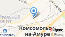 МОТОР-СЕРВИС на карте