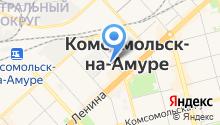 Аудионика на карте