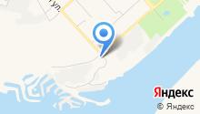АГЗС на ул. Дзержинского на карте