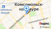 Нотариусы Мартынова И.П. и Андриец Т.В. на карте