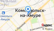 Аметист-ДВ на карте