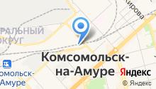 АМУР-ОКНА на карте