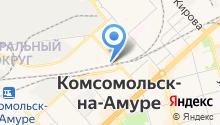 ПЕТРОВИЧ на карте