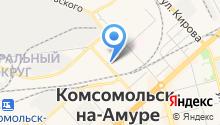Амурская Краса - Питомник сибирских кошек на карте