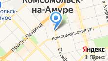 Амур-Профи на карте