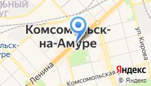 ПОDИУМ на карте