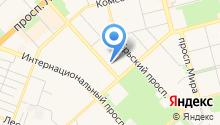 Авто-Экспертиза на карте