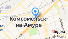 Тойота Центр на карте