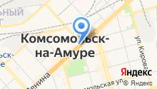 Амбре-Студио на карте