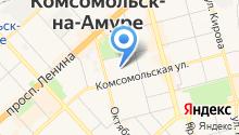 Военно-технический клуб им. А.В. Суворова на карте