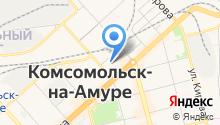 АвтоСпасатель на карте