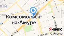 Астек Ломбард на карте