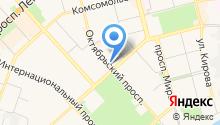 NGK на карте
