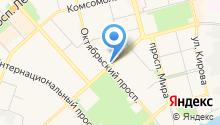 АРМУАР на карте