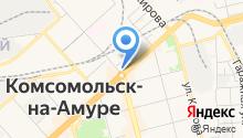 АМУРФИШ на карте