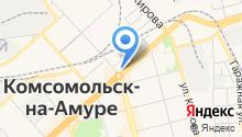 АТТАШЕ-Виза на карте