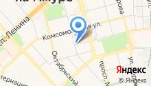 Вентэлектро на карте