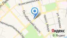 Ателье цветов Светланы Барышевой на карте